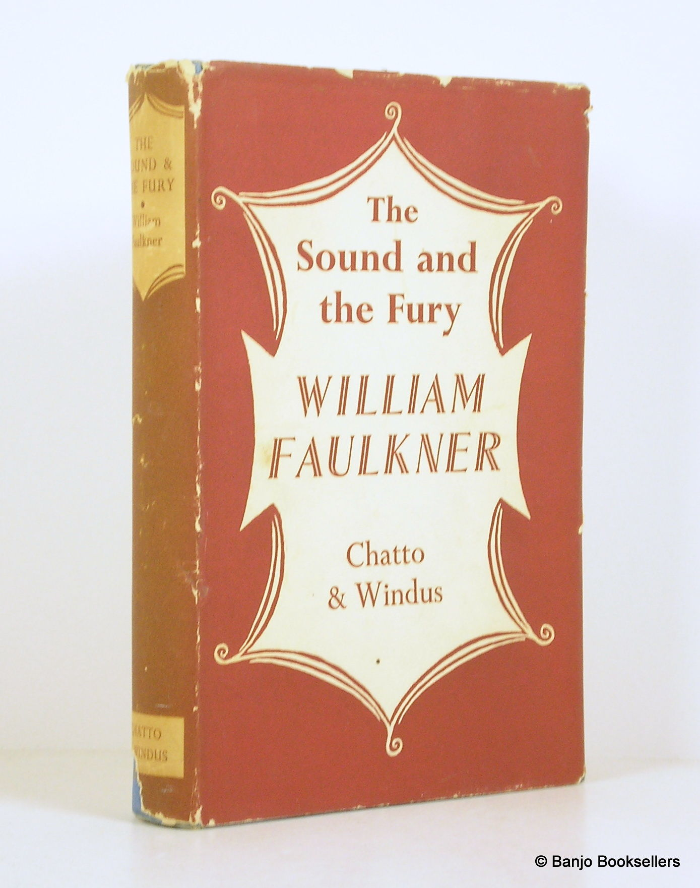 an analysis of william faulkners novel the sound and the fury A short summary of william faulkner's the sound and the fury this free synopsis covers all the crucial plot points of the sound and the fury the novel is about.