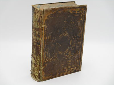 Boston. : Horace Wentworth. , 1852. Full blindstamped calf. . Fair, covers worn, hinges split and ta...