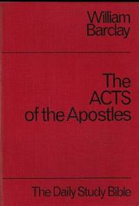 image of The Acts of the Apostles (Daily Study Bible)