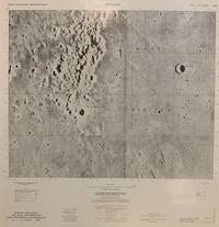 Lunar Topographic Orthophoto Map; EPPINGER