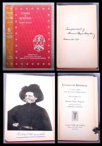 Cyrano de Bergerac [Presentation Copy] ; Translated by Howard Thayer Kingsbury: Accepted and Played by Richard Mansfield