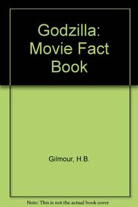 image of The Official Godzilla Movie Fact Book