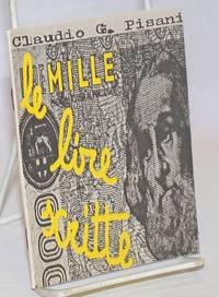 image of Le mille lire scritte