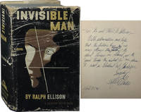 Invisible Man by  Ralph Ellison - Hardcover - Signed - 1952 - from Carpetbagger Books, IOBA (SKU: 4994)