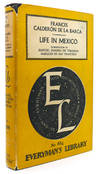 image of LIFE IN MEXICO Everyman's Library
