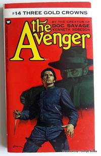 image of The Avenger: #14 Three Gold Crowns