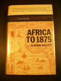 image of Africa to 1875: A Modern History