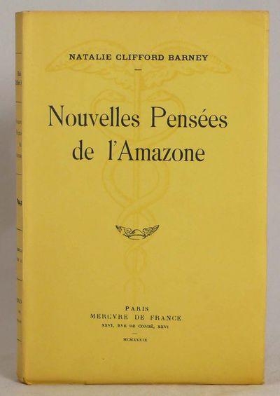 Paris: Mercvre de France, 1939, 1939. First edition, one of 200 numbered copies (of a total edition ...