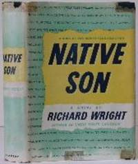 Native Son by  Richard Wright - Hardcover - F - from Bookbid Rare Books (SKU: 003353)