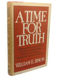 A TIME FOR TRUTH by William E Simon - Hardcover - 1978 - from Rare Book Cellar (SKU: 110555)