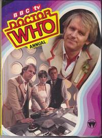 THE DOCTOR WHO ANNUAL 1984