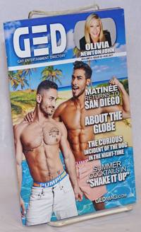 image of GED: Gay Entertainment Directory Year 5, #3, August, 2017: Olivia Newton John