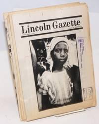 Lincoln Gazette [6 issues]