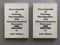 Encyclopedia of Printing, Photographic and Photomechanical Processes. A Comprehensive Reference To Reproduction Technologies