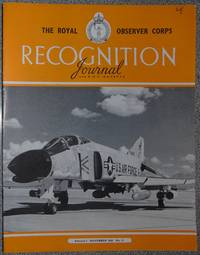 The Royal Observer Corps Recognition Journal November 1963 Vol 5 No 11