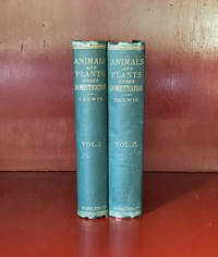 The Variation of Animals and Plants Under Domestication by  Charles Darwin - 1st American Edition - 1868 - from Atticus Rare Books and Biblio.com
