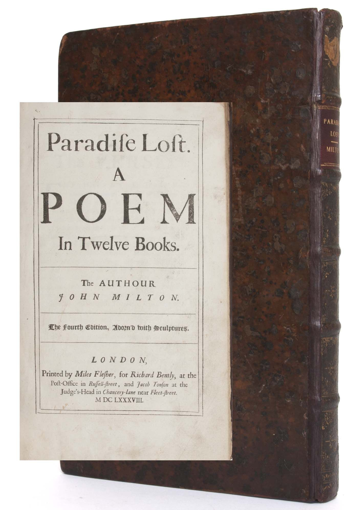 the use of power in paradise lost a poem by john milton John milton essay examples 7,135 total results the paradise lost by milton and the motif of christianity  the use of power in paradise lost, a poem by john milton.