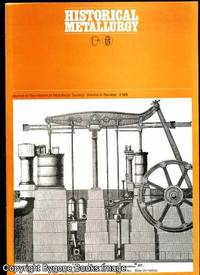 Journal of the Historical Metallurgy Society Vol 8 Number 2 1974