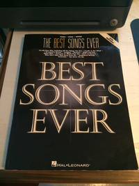 image of The Best Songs Ever: Piano - Vocal - Guitar