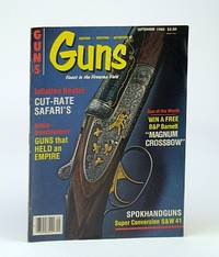 Guns Magazine, September (Sept.) 1980 - DuBiel Arms - The Midas Touch
