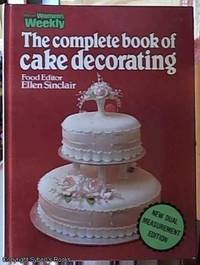 image of The Complete Book of Cake Decorating