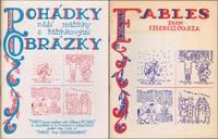Matching Set: Fables from Czechoslovakia from the book Fables by Mother with Pictures by Father & Pohádky naší matinky s tatínkovými Obrázky