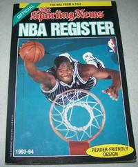 The Sporting News Official NBA Register 1993-94 Edition