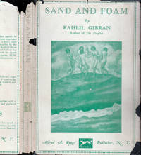 Sand and Foam  A Book of Aphorisms