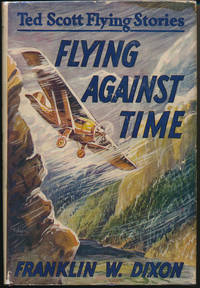 image of Flying Against Times or Ted Scott Breaking the Ocean to Ocean Record