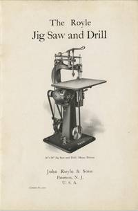 THE ROYLE JIG SAW AND DRILL