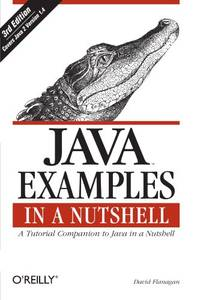 image of Java Examples in a Nutshell (In a Nutshell (O'Reilly))