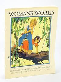 "Woman's World - The Magazine of the Town and Country, July, 1935, Volume LI - Number 7: Includes ""Girl Campers"" By Patricia Highsmith"