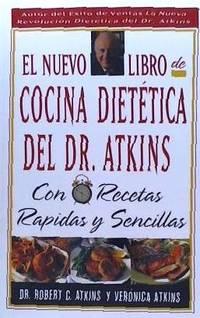 image of El Nuevo Libro de Cocina Dietetica del Dr Atkins