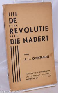 image of De Revolutie die Nadert