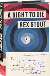 A Right to Die (Signed First Edition)