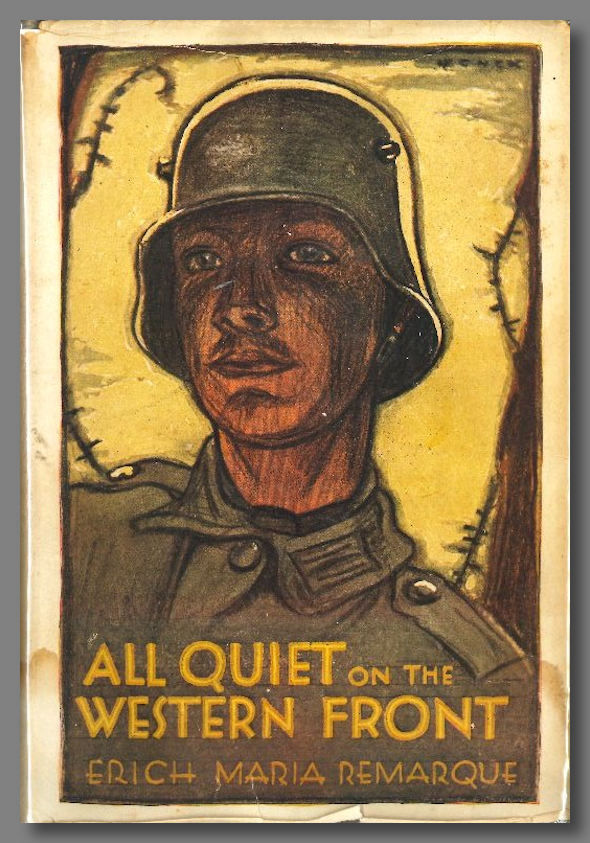 a look at the effects of war in all quiet on the western front by erich remarque 4 all quiet on the western front essay all quiet on the western front the war novel, all quiet on the western front, is written by erich maria remarque and is based on a real soldier's experience during world war i.
