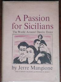 image of A Passion For Sicilians: The World Around Danilo Dolci (SIGNED)