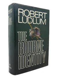 THE BOURNE IDENTITY by Robert Ludlum - First Edition; First Printing - 1980 - from Rare Book Cellar (SKU: 126907)