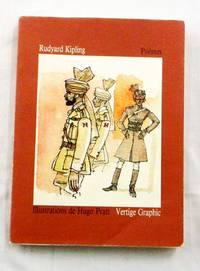 Poemes Illustrations by Hugo Pratt