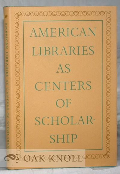 Hanover: Dartmouth College, 1978. cloth, dust jacket. 8vo. cloth, dust jacket. 107 pages. First edit...