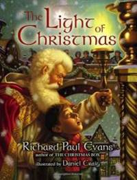Light of Christmas by Richard Paul Evans - Hardcover - 2002-09-01 - from Books Express (SKU: 0689834683n)