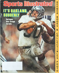 image of Sports Illustrated Magazine, January 2, 1978 (Vol 48, No. 1) : It's  Oakland Suddenly - Van Eeghen Bolts Through The Colts