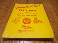 General Motos Diesel Parts Book for Industrial and Oil Field Twin and Quad Models \