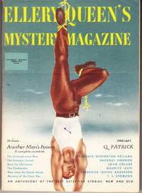 Ellery Queen's Mystery Magazine Feb. 1951, Vol. 17 No. 86