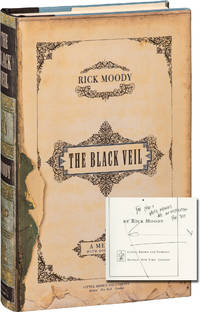 image of The Black Veil: A Memoir with Digressions (First Edition, inscribed to fellow author Chris Offutt)