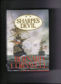 Sharpe's Devil by  Bernard Cornwell - First printing - 1992 - from Evening Star Books and Biblio.com