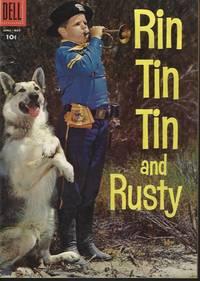 image of RIN TIN TIN (And Rusty): April - May No. 18 (1957)