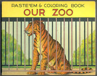 Paste'Em & Coloring Book, Our Zoo, No. 27