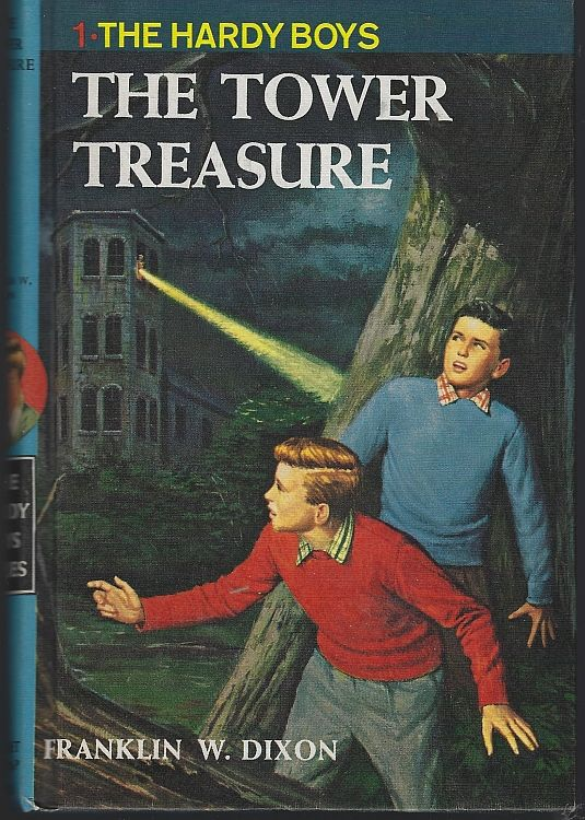 DIXON, FRANKLIN - Tower Treasure