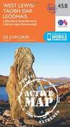 West Lewis/Taobh Siar Leodhais (OS Explorer Active Map) by Ordnance Survey - 2015-09-16 - from Books Express and Biblio.com